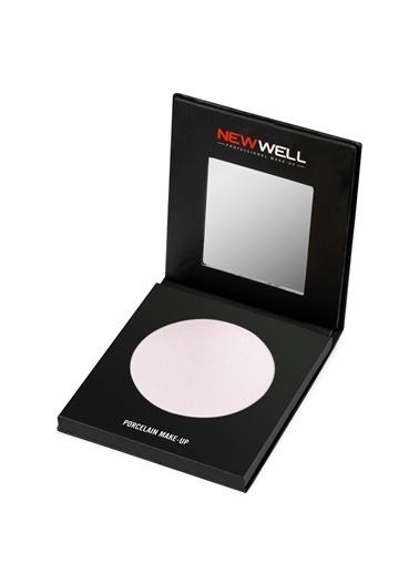 New Well New Well Porselen Highlighter Pudra Renksiz